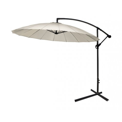 achat parasol pagode ecru