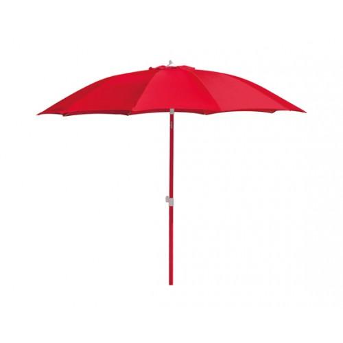 achat parasol rouge