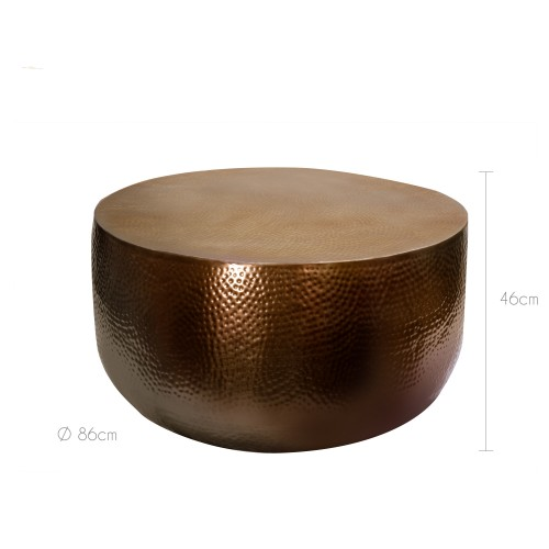 table basse m tal fulki laiton commandez les tables basses m tal fulki laiton rdv d co. Black Bedroom Furniture Sets. Home Design Ideas