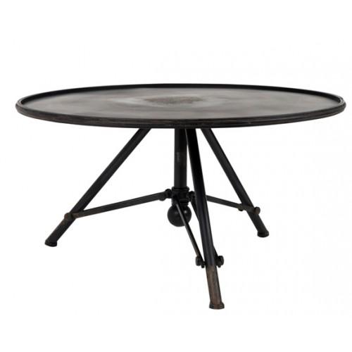 achat table basse ronde brok 78 cm