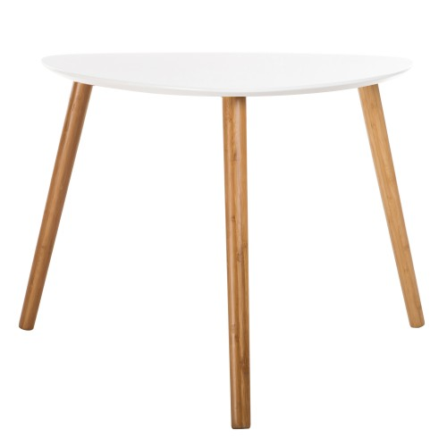 achat tables basses scandi blanches