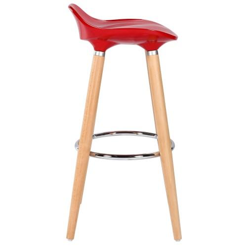 tabouret de bar italien rouge achetez nos tabourets de. Black Bedroom Furniture Sets. Home Design Ideas