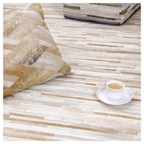 achat tapis confortable beige