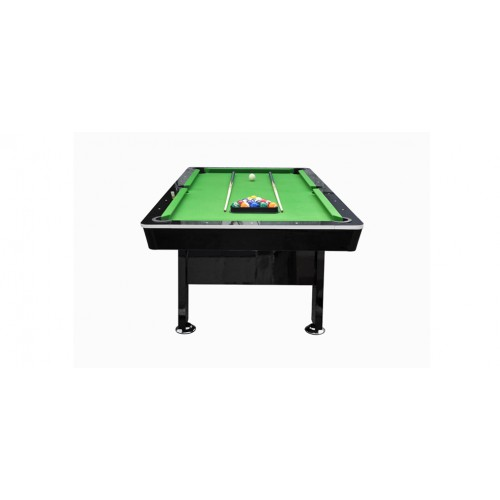 billard milton 7ft noir tapis vert d couvrez nos. Black Bedroom Furniture Sets. Home Design Ideas