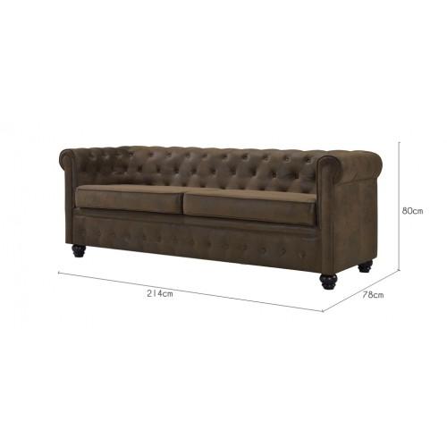 canap chesterfield 3 places commandez nos canap s chesterfield 3 places design rdv d co. Black Bedroom Furniture Sets. Home Design Ideas