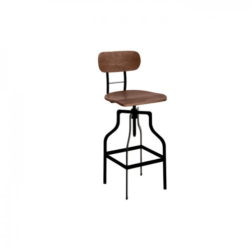 tabouret de bar italien noir commandez nos tabourets de. Black Bedroom Furniture Sets. Home Design Ideas