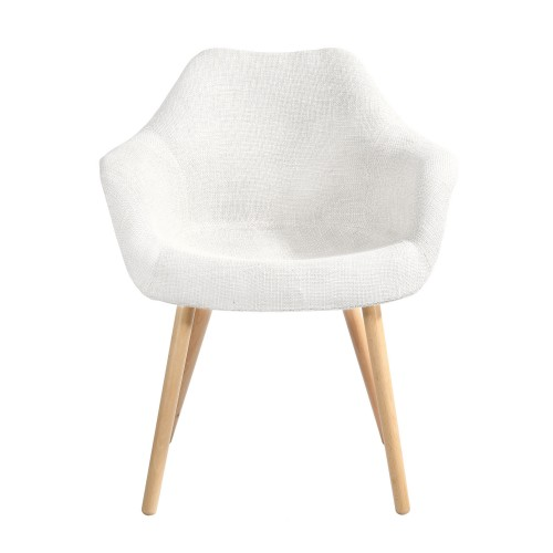 acheter chaise blanche scandinave - Chaise Blanche Scandinave