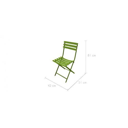 acheter chaise de jardin pliable