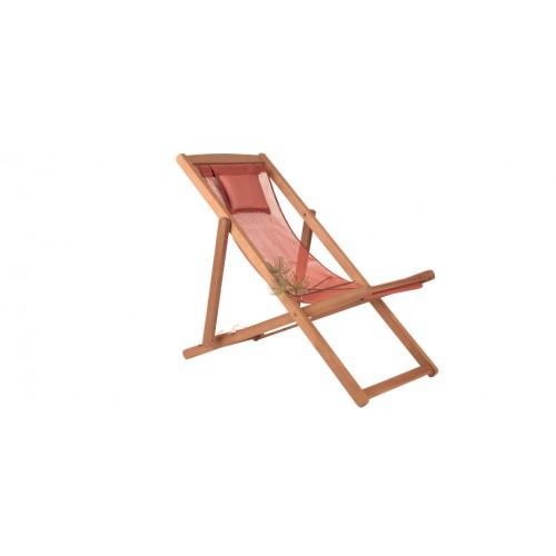 Acheter Chaise Longue Terracotta