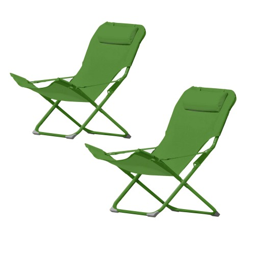 chaise longue talanga verte lot de 2 commandez nos chaises longues talanga vertes lot de 2. Black Bedroom Furniture Sets. Home Design Ideas