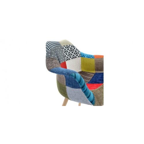 Chaise anssen patchwork testez nos chaises anssen for Chaise 1er prix