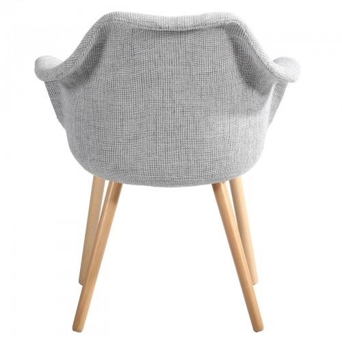 acheter chaise scandinave grise