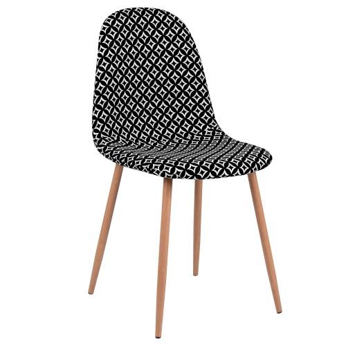 Chaise seventies lot de 2 choisissez les chaises for Acheter une chaise