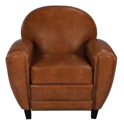 Fauteuil Club camel : optez pour nos fauteuils club camel à prix ...