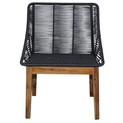 acheter fauteuil confortable pieds bois