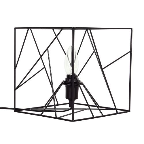 acheter-lampe-a-poser-design-cube-noir