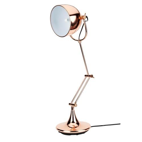 acheter lampe de bureau cuivre