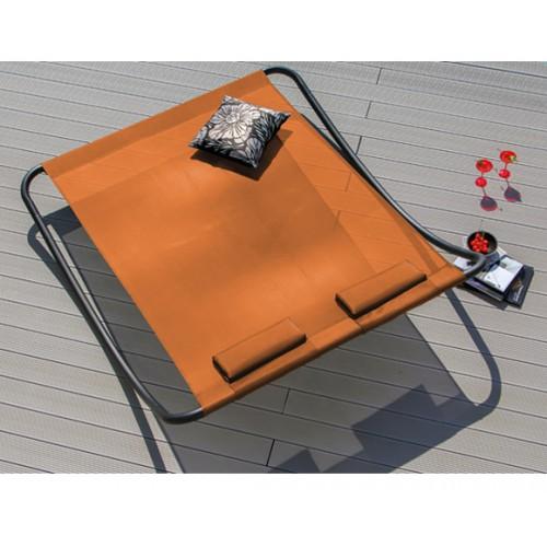 Rocking bed Kingston orange
