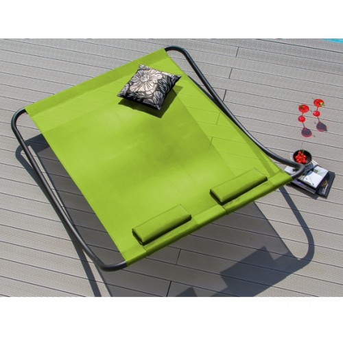 acheter lit de piscine pas cher vert