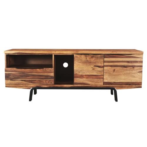 acheter meuble tv bois massif
