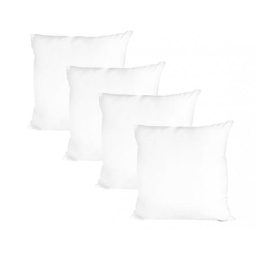acheter oreiller blanc lot de 4