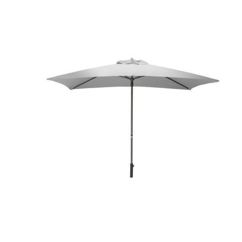 acheter parasol blanc inclinable pratique