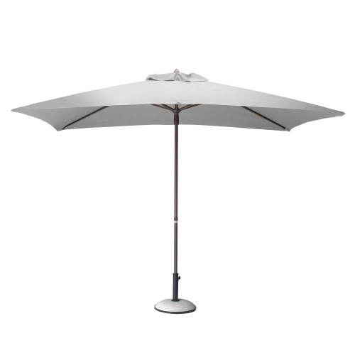acheter parasol blanc inclinable