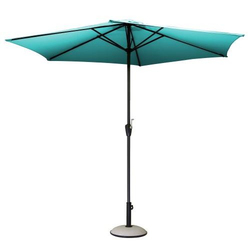 acheter parasol bleu design