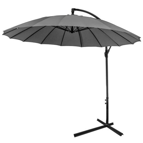 acheter parasol deporte gris