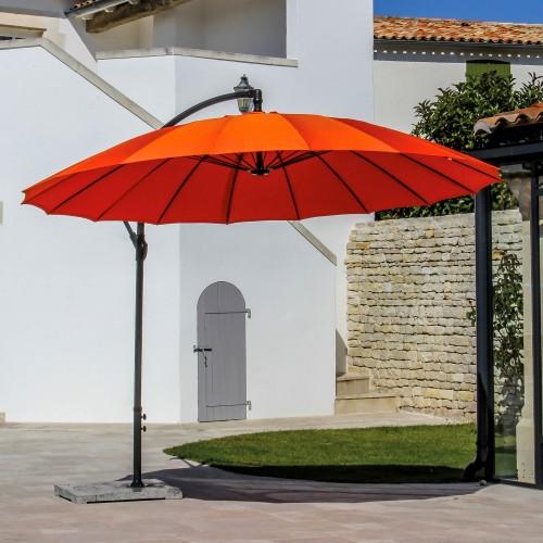 acheter parasol deporte manivelle