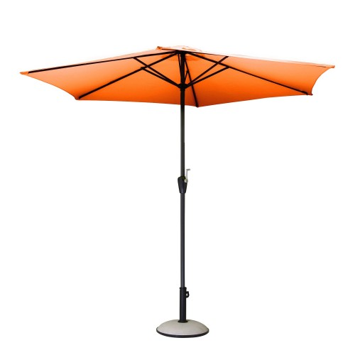 acheter parasol design orange