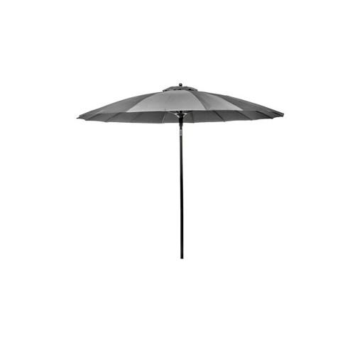 acheter parasol gris exterieur