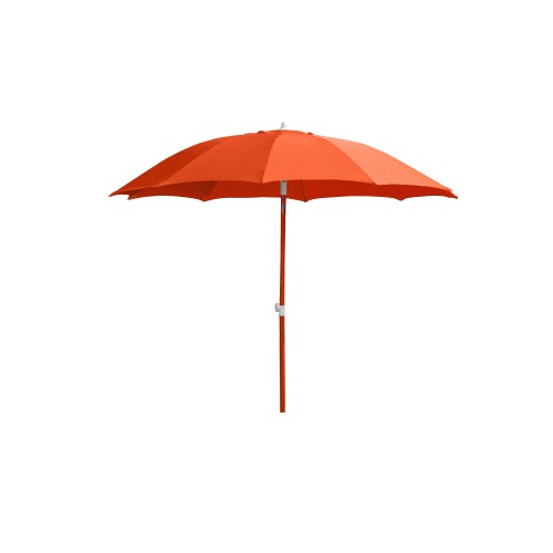 acheter parasol orange