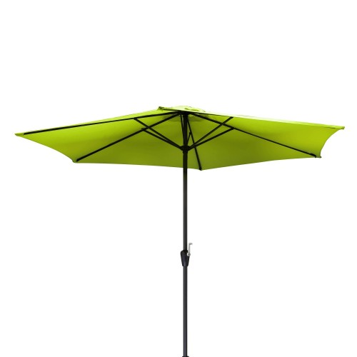 acheter parasol pratique vert