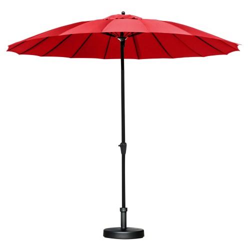 acheter parasol rouge pratique