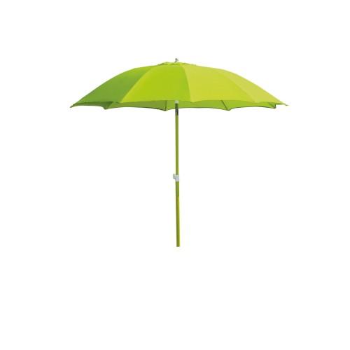 Parasol Calabria vert lime