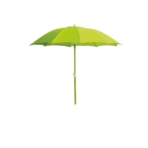 acheter parasol vert inclinable