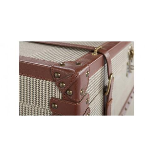 petite malle valise tissu achetez nos petites malles valises tissu rdv d co. Black Bedroom Furniture Sets. Home Design Ideas