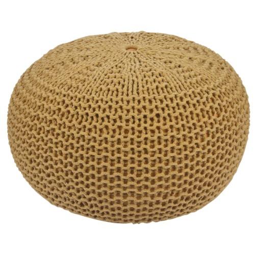 acheter pouf rond 40cm confort