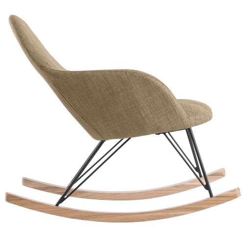 rocking chair malibu beige d couvrez nos rocking chair malibu beiges design rdv d co. Black Bedroom Furniture Sets. Home Design Ideas