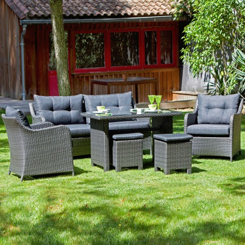 salon de jardin choisissez nos salons de jardin petit prix rdv d co. Black Bedroom Furniture Sets. Home Design Ideas
