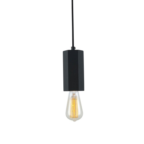 Suspension Ether noire (ampoule incluse)