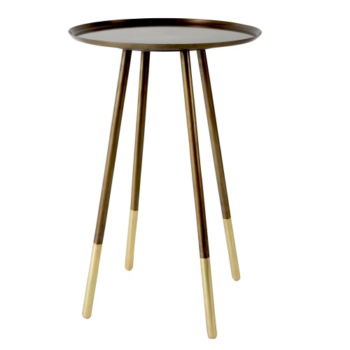 acheter table appoint ronde
