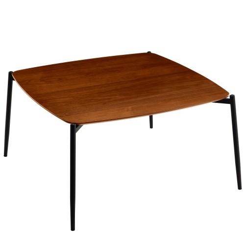 Table basse carrée Regia 80 cm