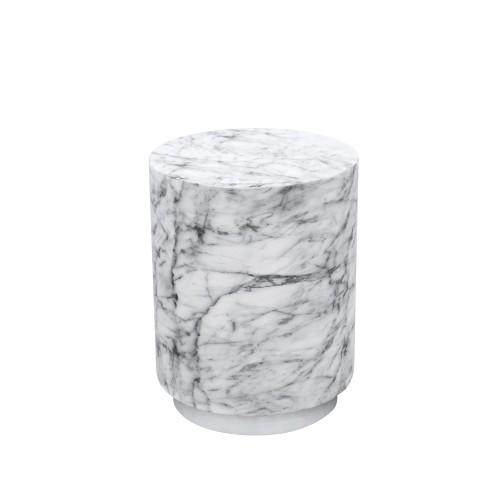 acheter table basse marbre ronde