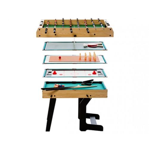 acheter table multi jeux pliable 16 en 1
