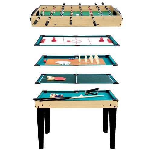 table multi jeux 10 en 1 pas cher