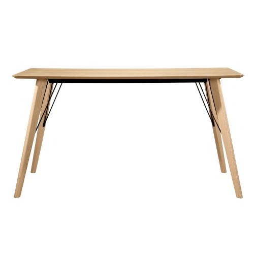 Table rectangulaire Roa 140 cm