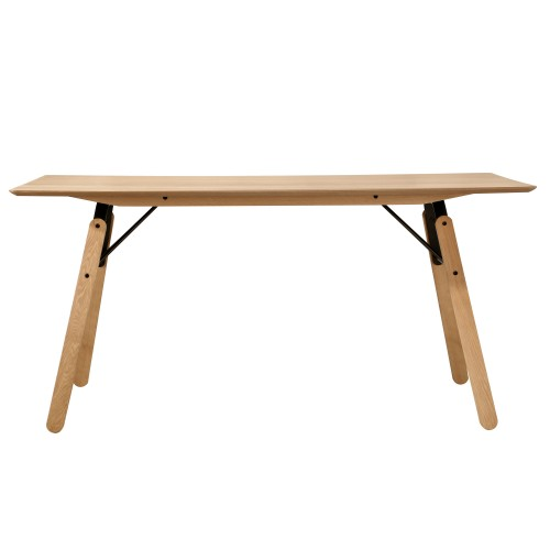 acheter table rectangulaire bois