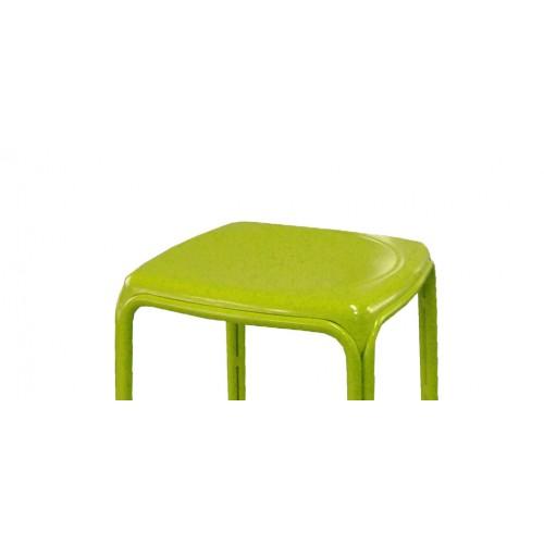 Tabouret de jardin azuro vert lot de 4 commandez nos for Acheter table de jardin